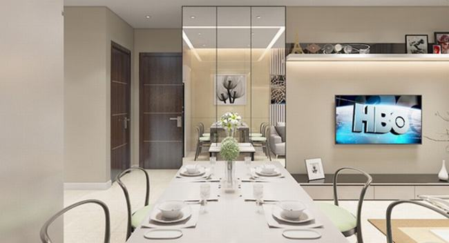 Căn hộ Richstar Tân Phú được thiết kế thông minh, sang trọng và tinh tế